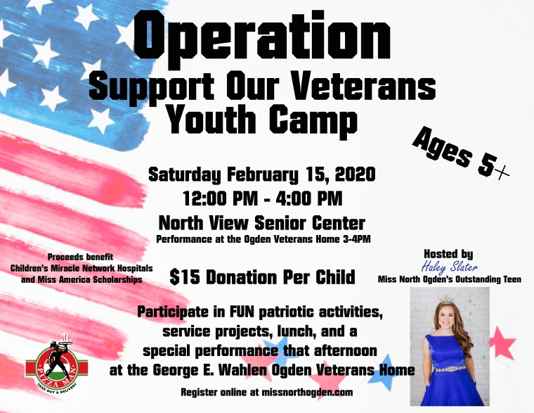 operation support our veterans